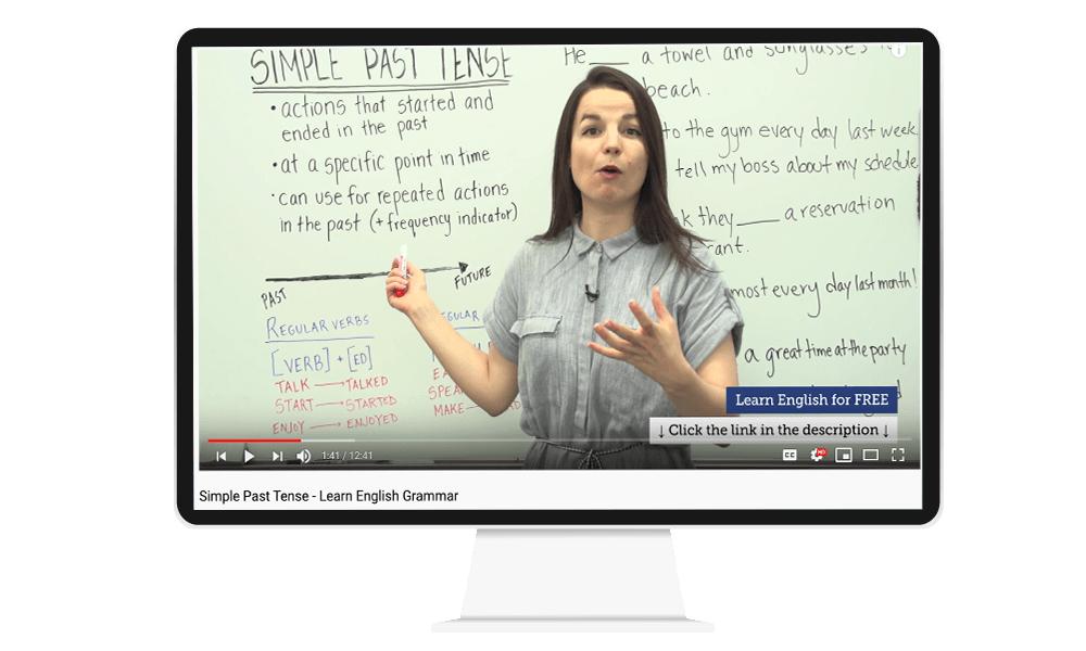 Canal de Youtube para aprender inglés y prepara exámenes