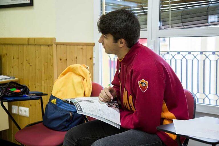 Alumno Concentrado