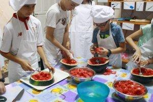 Campamento de Verano de Inglés en Centro Norteamericano