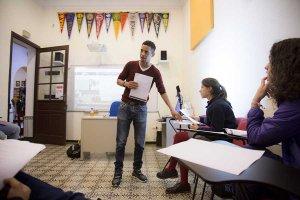Cursos de inglés anuales en Centro Norteamericano